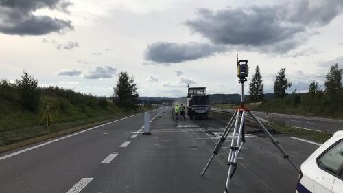 Oprava AB vozovky D48 km 0,000 – 3,000 vpravo a vlevo