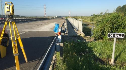 D1 Rekonstrukce mostů D1-405 a D1-406